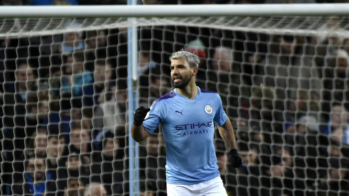 184 goals and out as City star Sergio Aguero bids farewell ...