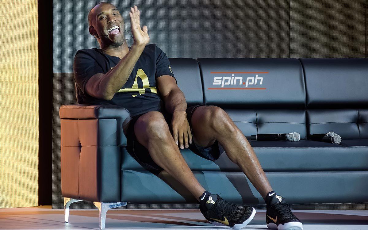 PBA stars react to Kobe Bryant's death