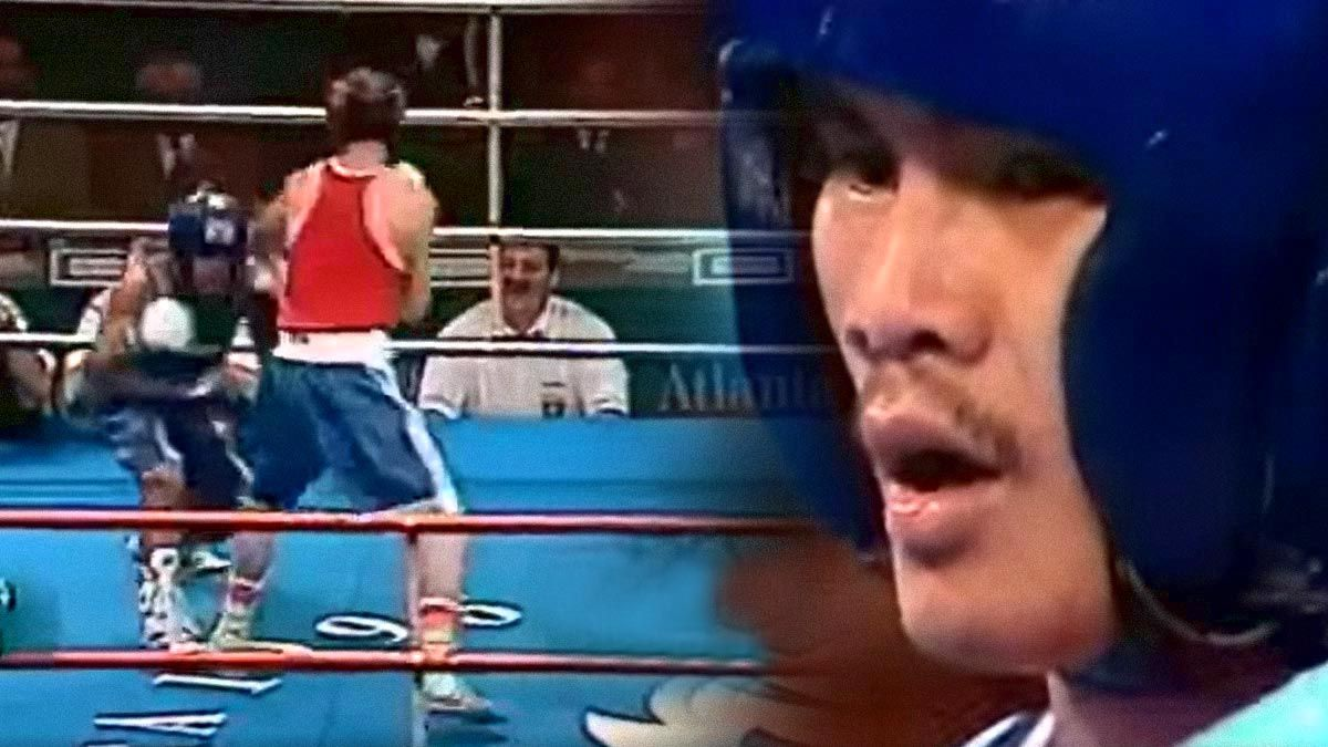 Onyok Velasco 1996 Atlanta Olympics