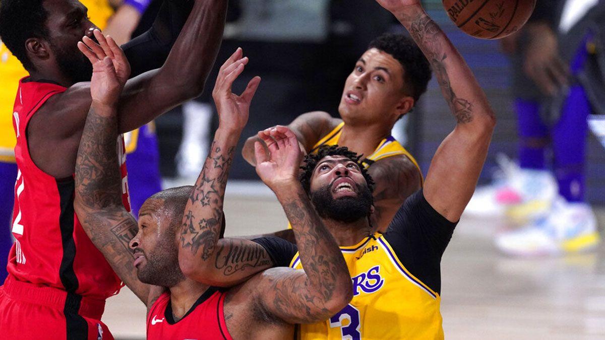 Lakers vs Rockets Game 4 score, recap, stats leaders