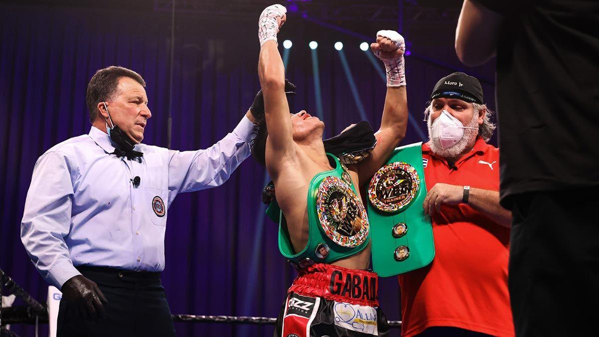 Reymart Gaballo champion