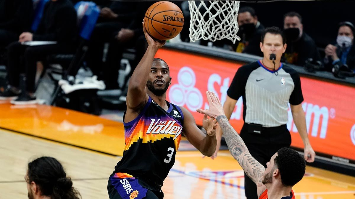 Suns ease past Pelicans with strong middle quarters
