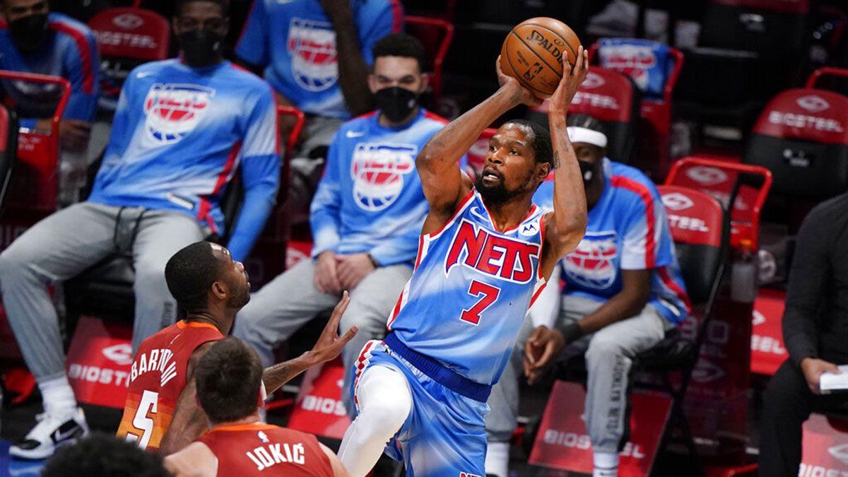 Durant:計畫出戰明日的背靠背比賽,我在應對包夾時會做得更好!-籃球圈