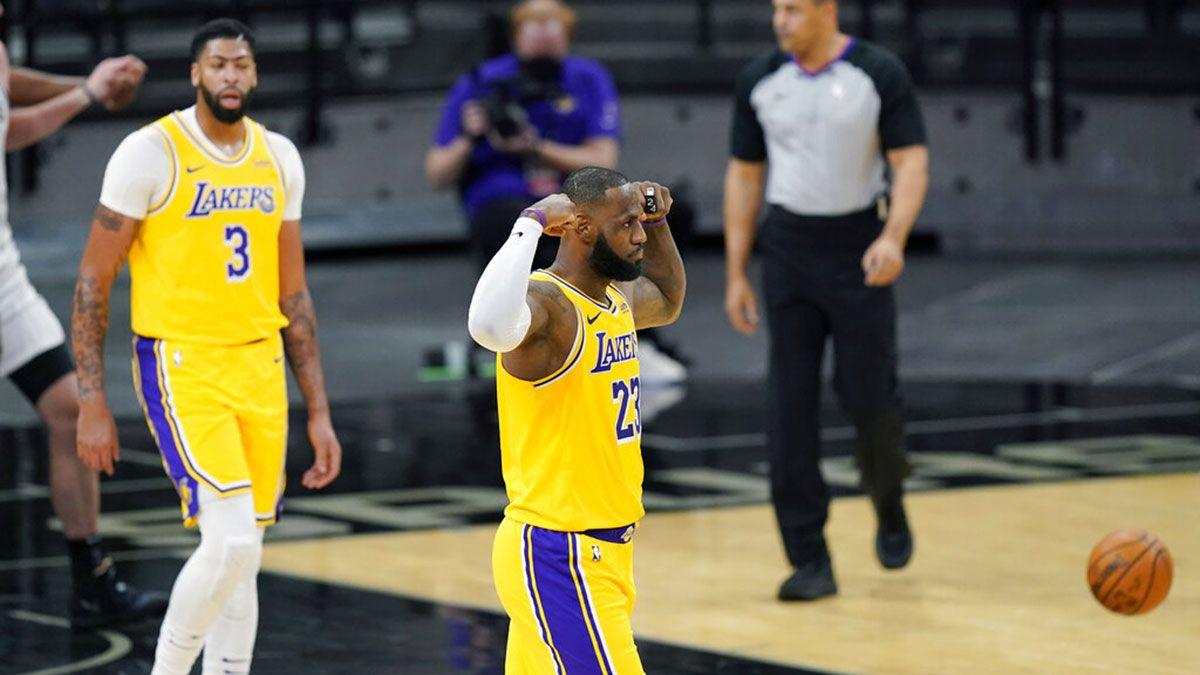 Lakers vs Bucks: LeBron hits season-high 34 as LA still ...