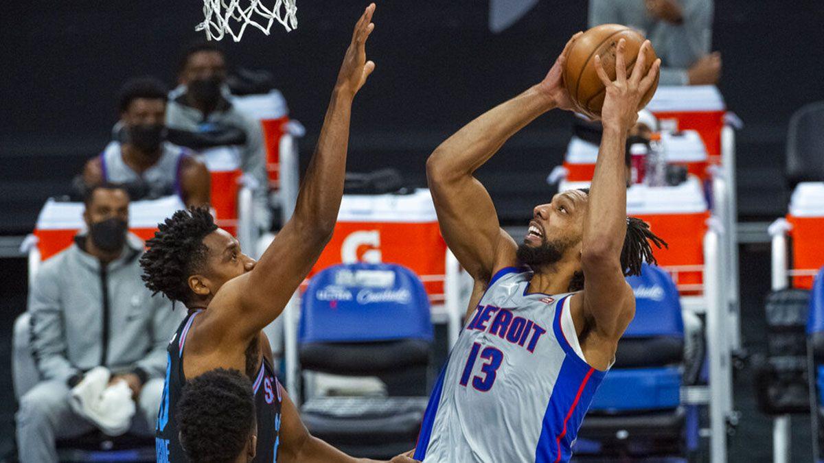 Jhalil Okafor Detroit Pistons