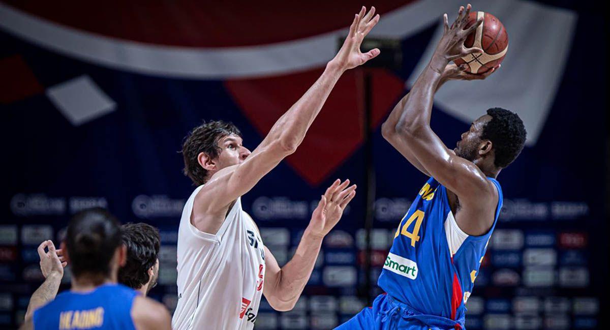 Gilas vs Serbia
