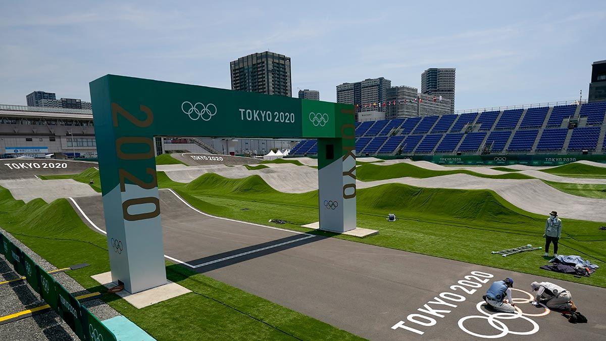 Tokyo Olympics venue