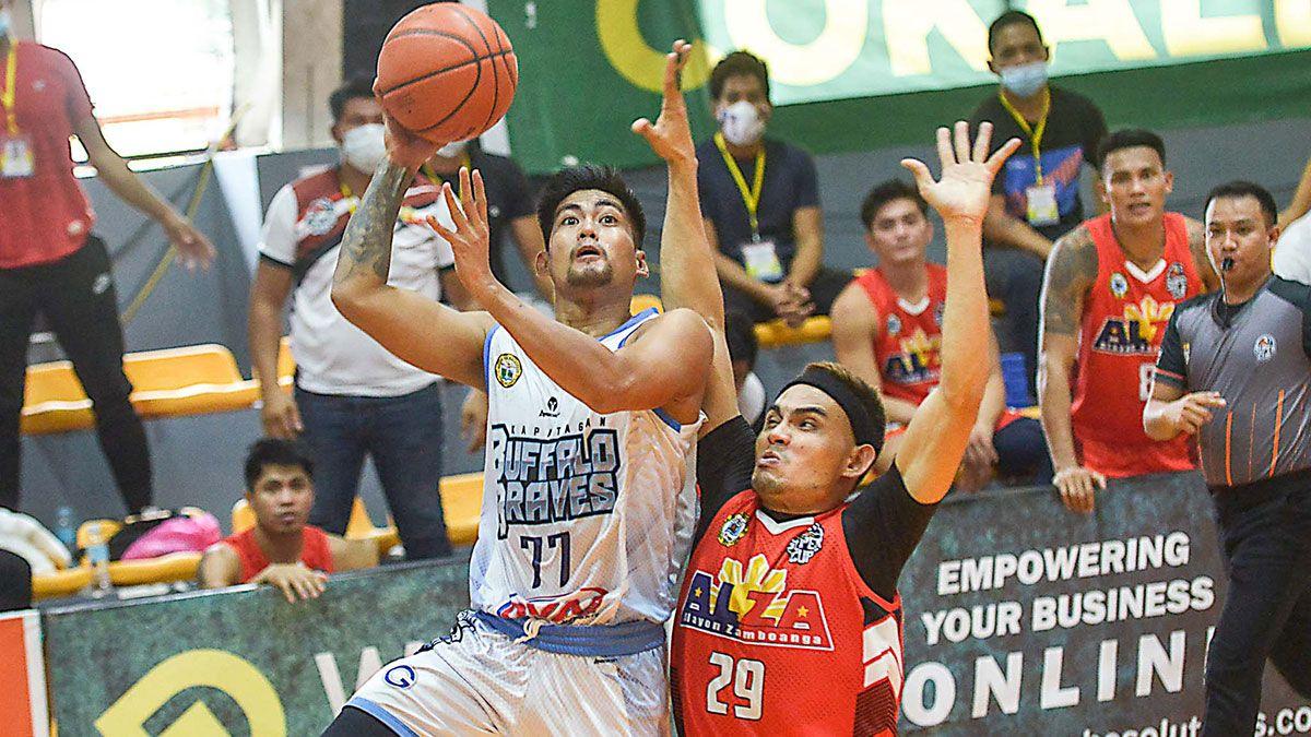 Renz Palma, Kapatagan vs Zamboanga del Sur VisMin