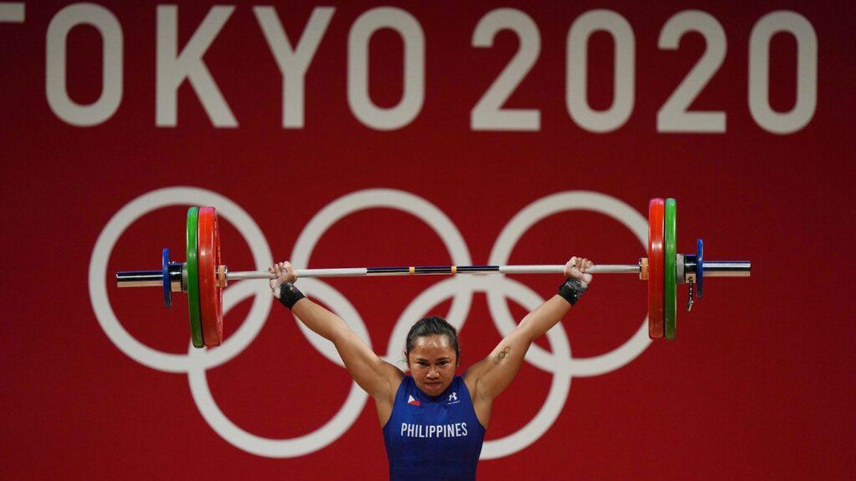 hidilyn diaz, tokyo olympics, snatch