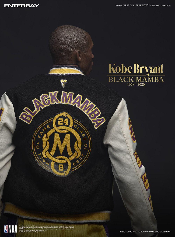 Enterbay 1/6 Genuine Kobe Bryant Masterpiece