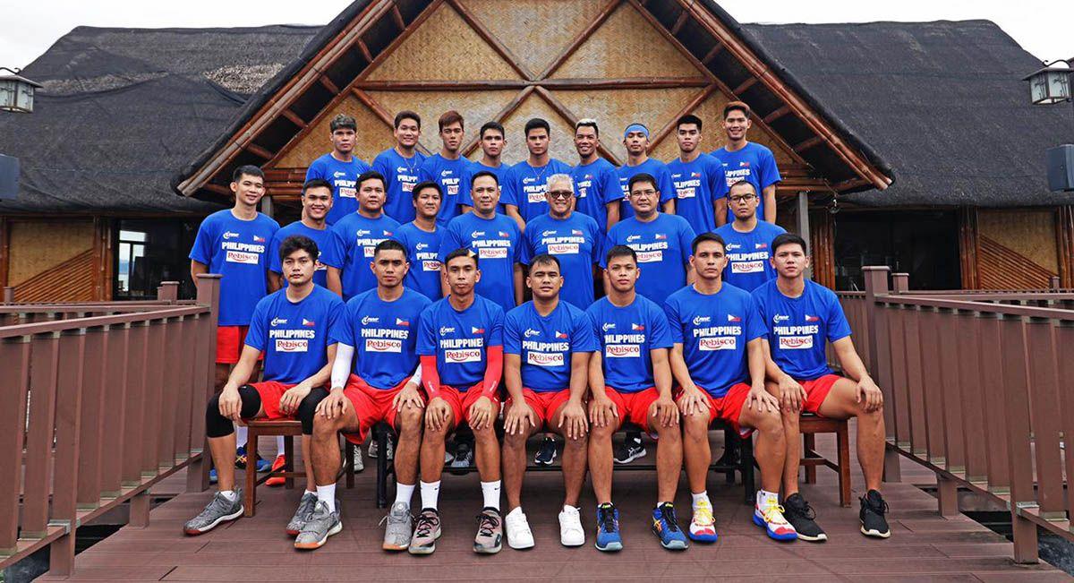 Philippine national men's team