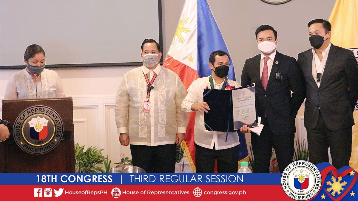 Onyok Velasco in House of Representatives of the Philippines