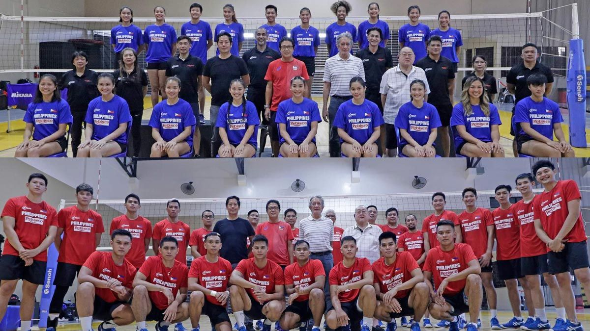 Philippine volleyball teams
