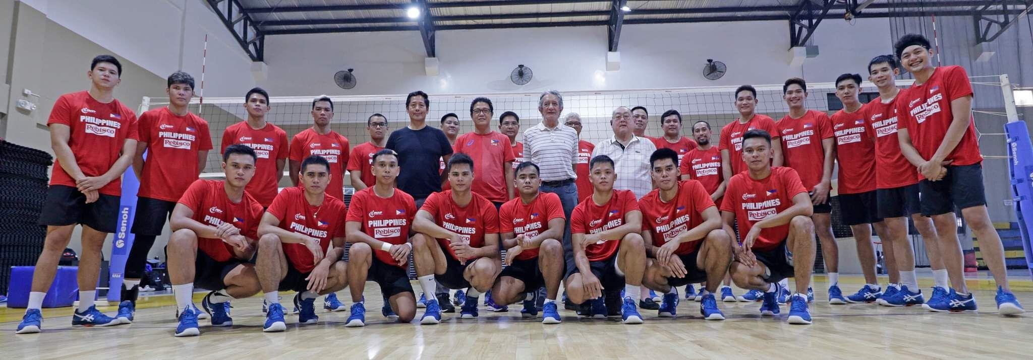 Philippine men's volleyball pool