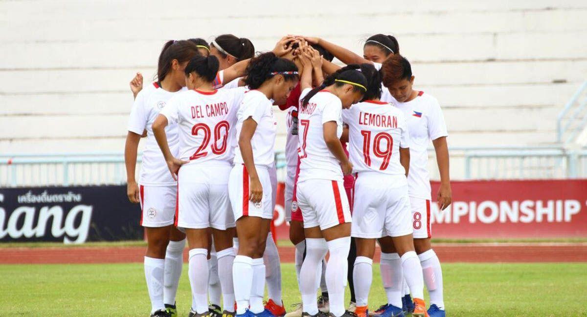 Philippine women's football team