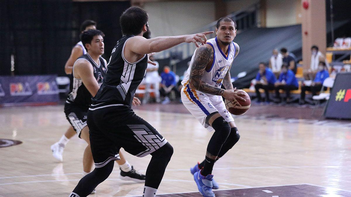 JR Quinahan NLEX vs Blackwater