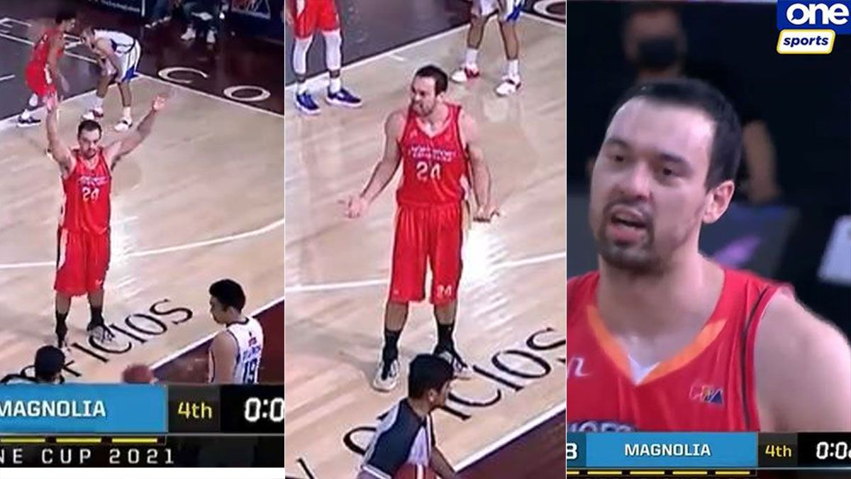 greg slaughter frustrated after getting benched