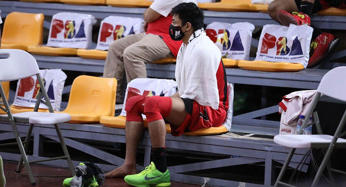 Terrence Romeo injury
