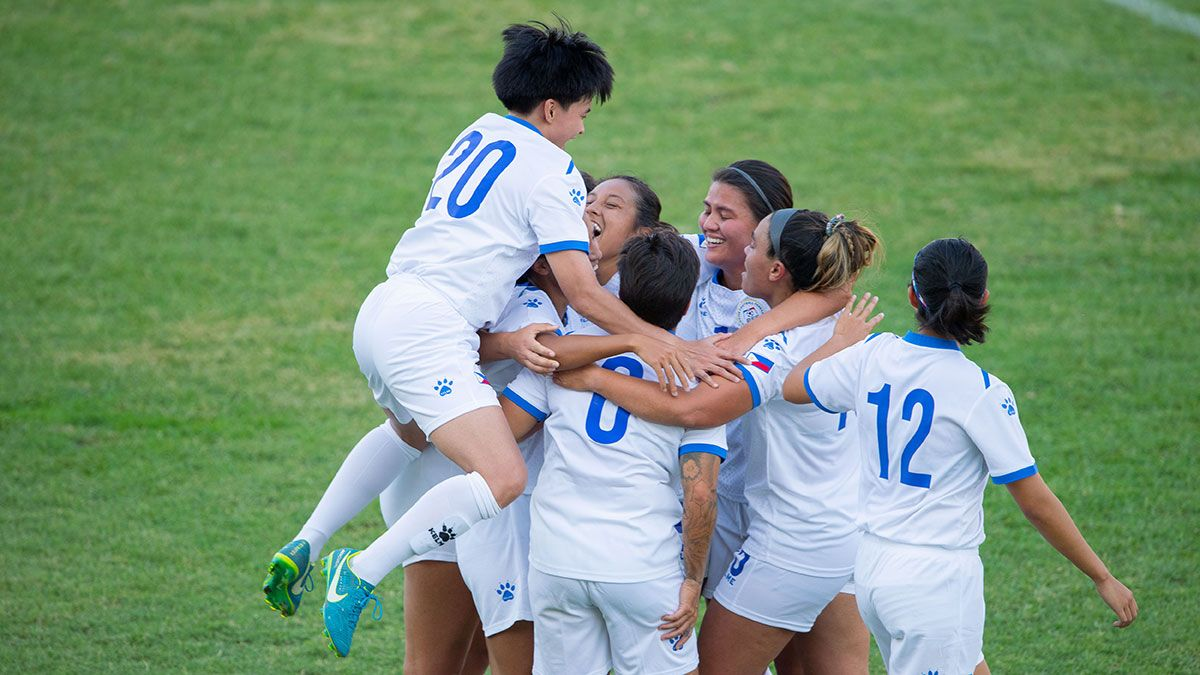 Philippine Malditas AFC WOMEN'S ASIAN CUP