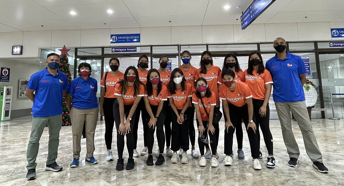 Philippine women's volleyball team