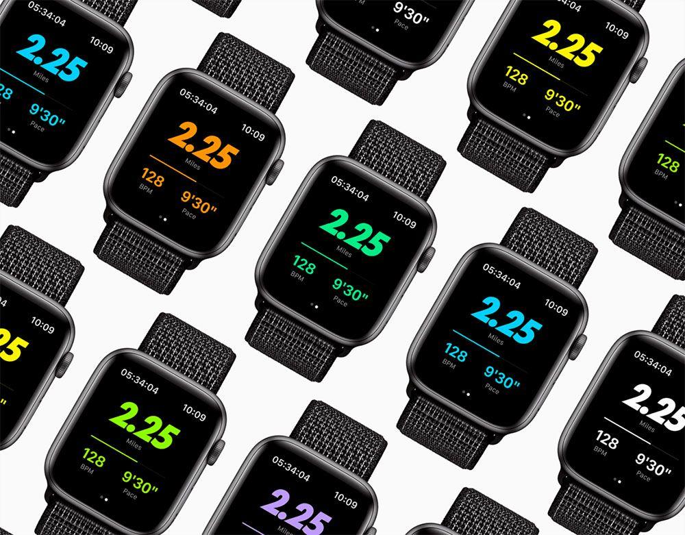 Apple Watch Series 6 Nike Edition