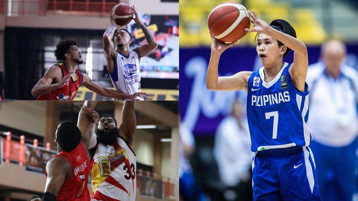 Gilas Pilipinas Women Calvin Abueva Mo Tautuaa