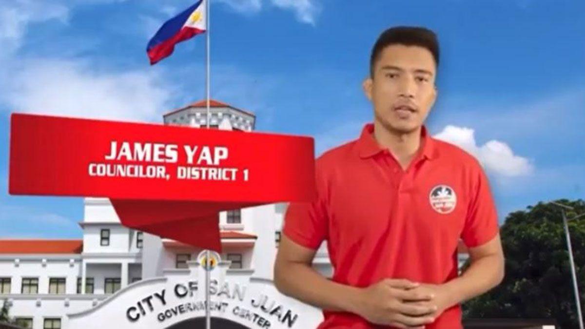 James Yap