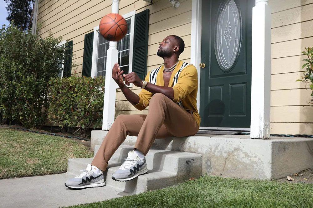 Scenes from NBA Lane