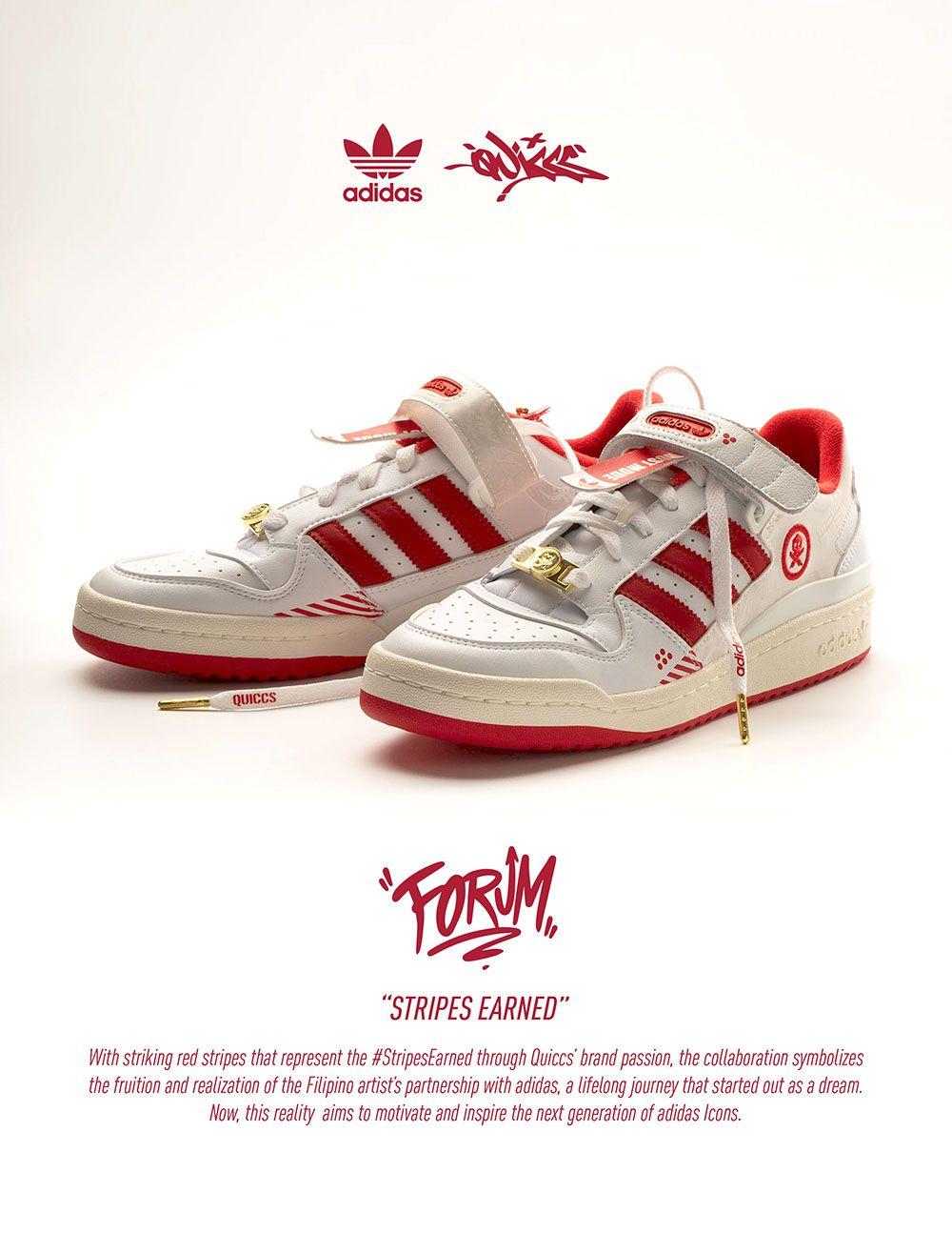 Adidas Quiccs Forum