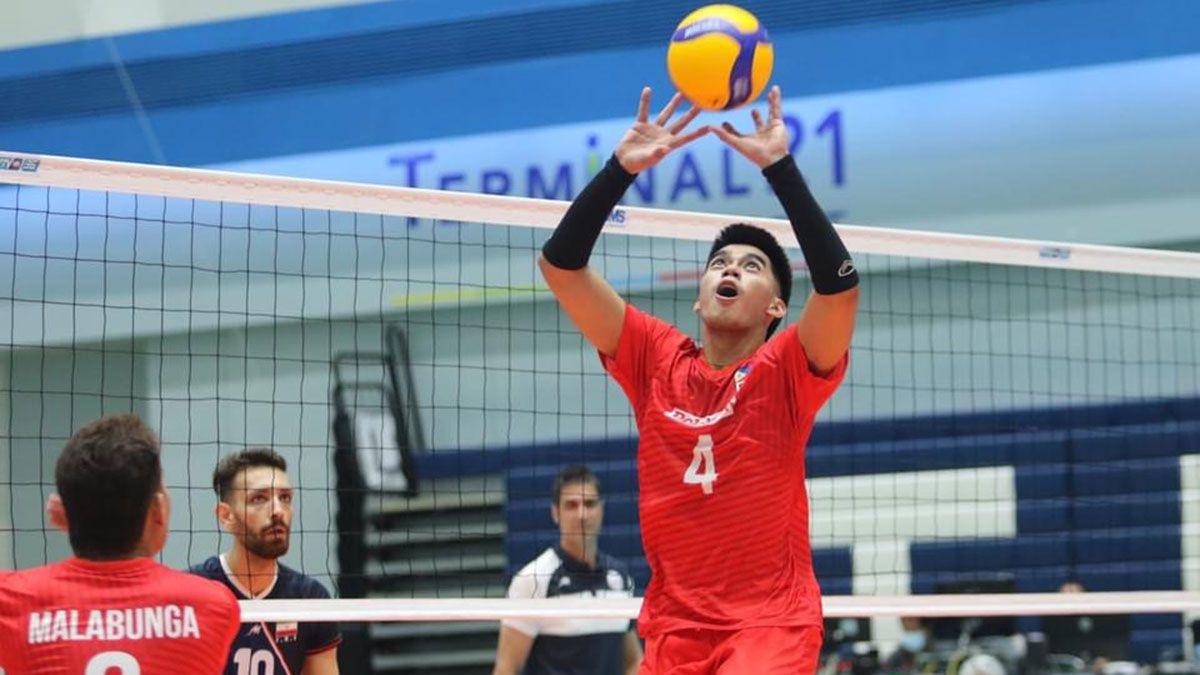Rebisco Asian Men's Club Volleyball Championship