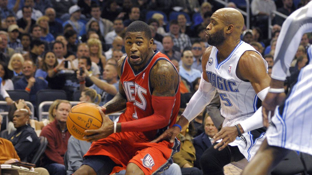 Terrence Williams Vince Carter