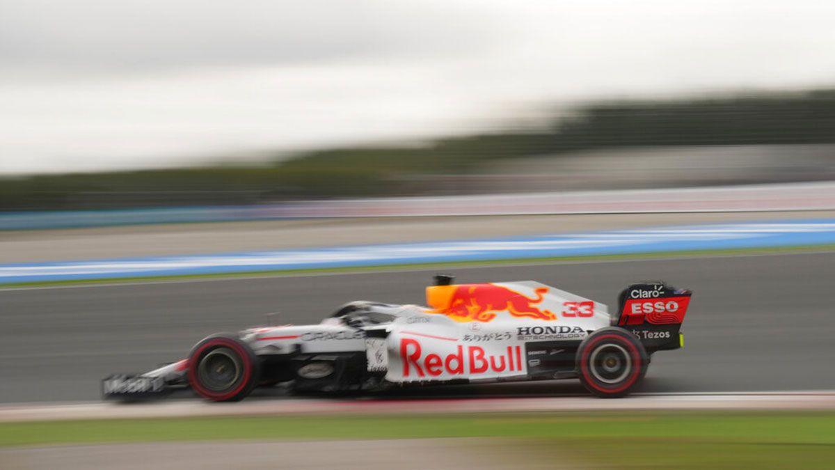 Max Verstappen Red Bull Turkish GP