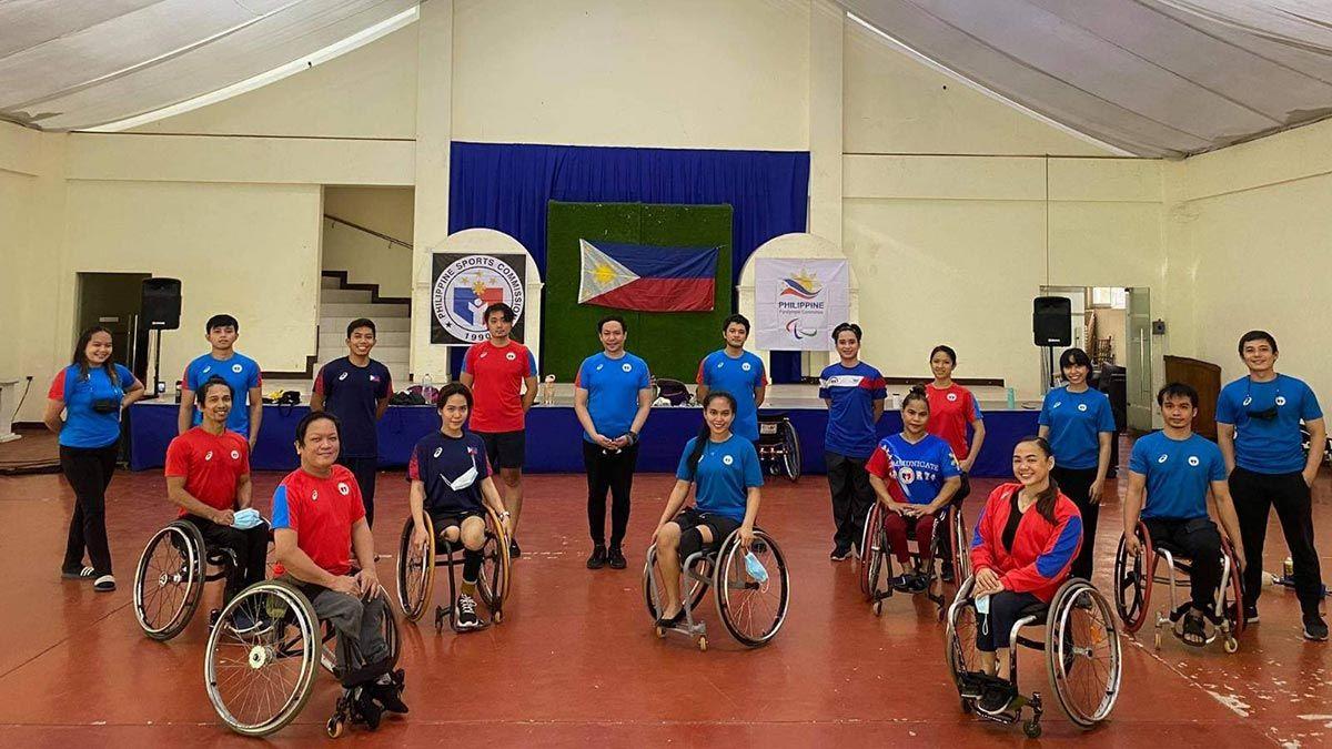 Philippine Para Dancesports