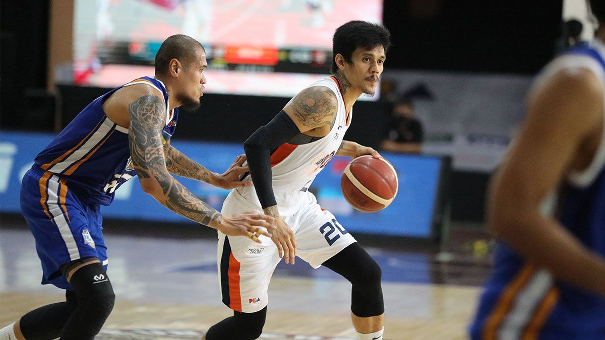 Raymond Almazan Meralco vs NLEX