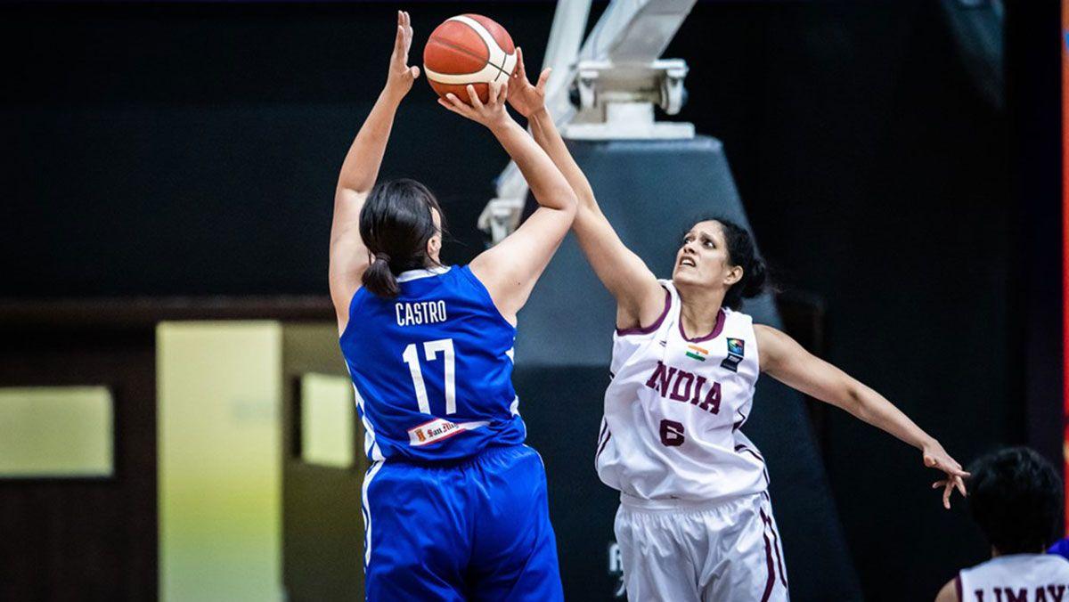 Clare Castro Gilas Women vs India