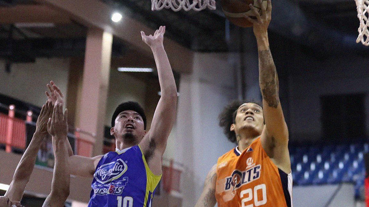 Ian Sangalang vs Raymond Almazan