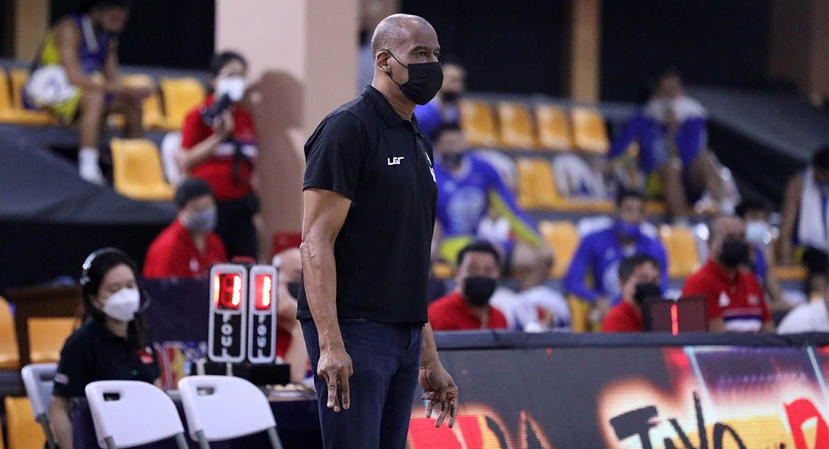 Meralco coach Norman Black stands defiant going to Game Six against Magnolia.