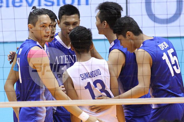 Ateneo, National University clash as Spikers' Turf Final Four top spot at stake