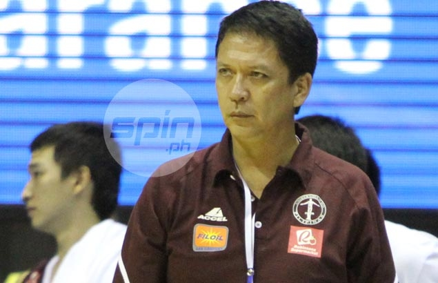 UP coach Rey Madrid suspended two games for 'unsubstantiated' point-shaving claim