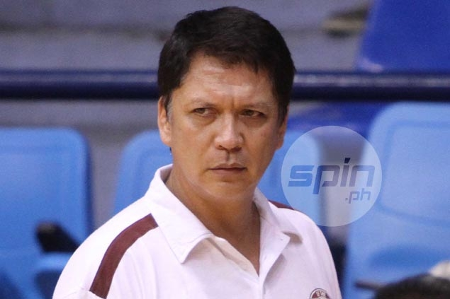 UAAP commissioner Andy Jao readies sanction on UP coach Rey Madrid