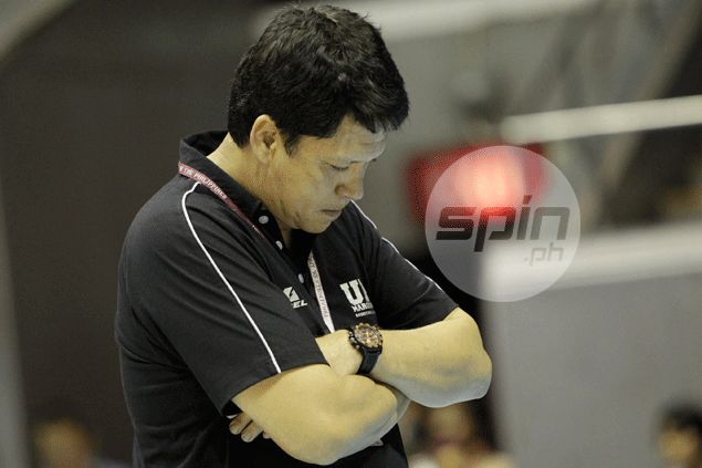 Despite Palami call, UP dean says there's no plan to replace Rey Madrid as Maroons coach