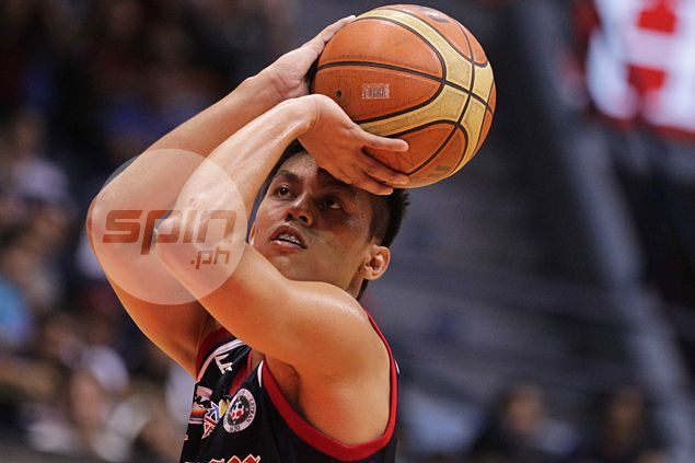 Letran Knights one win away from Martin Cup elims sweep after edging CEU Scorpions