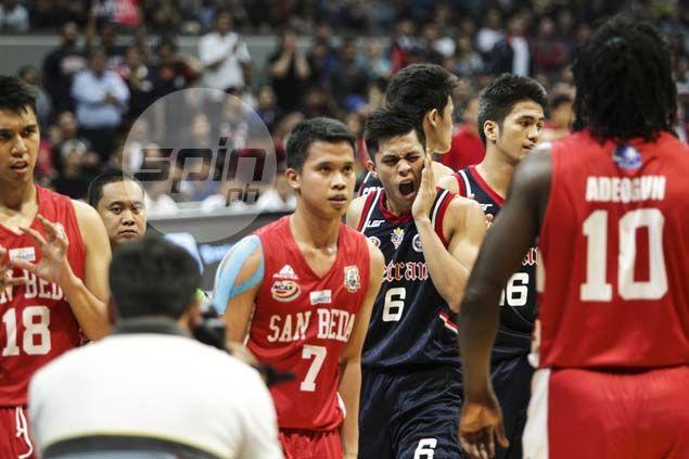 Letran coach refuses to dwell on Rey Nambatac's hero-to-zero performance