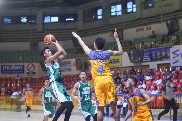 UV Lancers gain share of second place in Cesafi with easy win over UC Webmasters