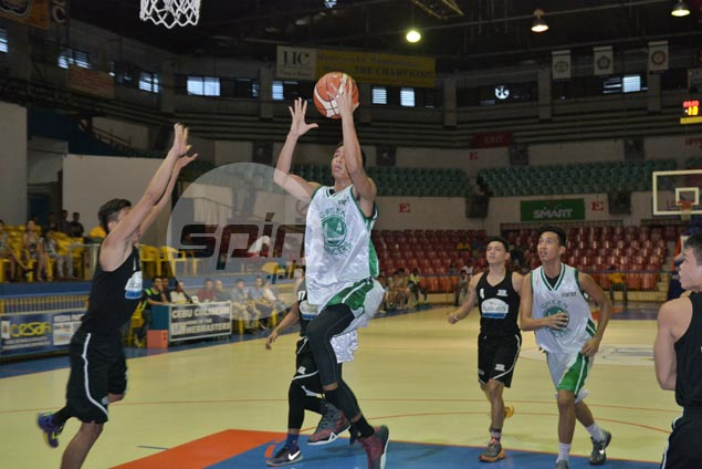 UV Green Lancers cruise past UC Webmasters to complete elims sweep of Cesafi Partner's Cup