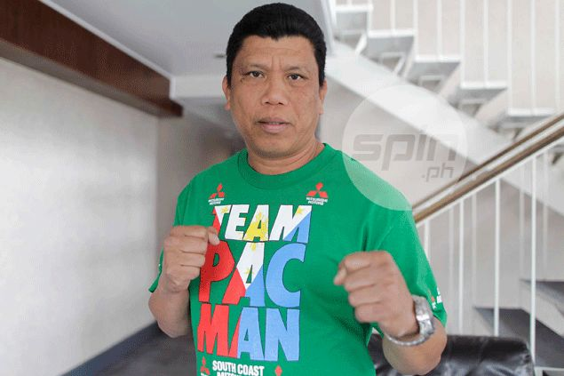 If you can't beat 'em, join 'em: Former foe Jamili finds place in Pacquiao entourage