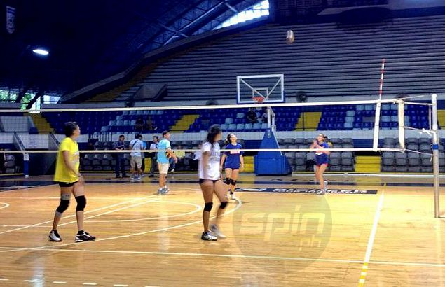 EJ Laure, Ria Meneses left exhausted after getting taste of Tai Bundit's dreaded training