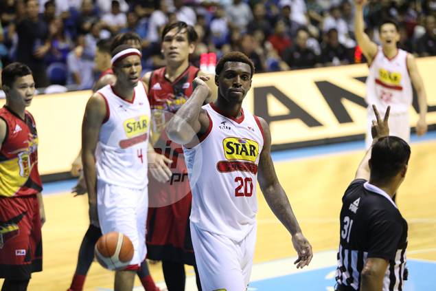 Ricardo Ratliffe vows to stay aggressive as Star goes for the jugular against SMB
