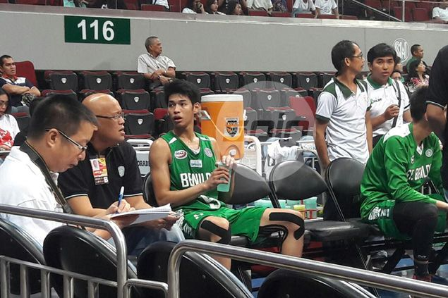 La Salle one of top options for high school standout Ricci Rivero in college