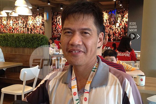 Veteran Richard Gonzales assured of table tennis bronze after beating former SEAG champ